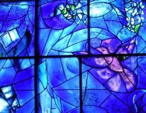 Marc Chagall Dove